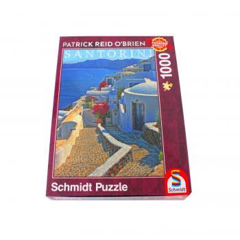 Puzzle1000 TeileSantorini59584Schmidt Spiele